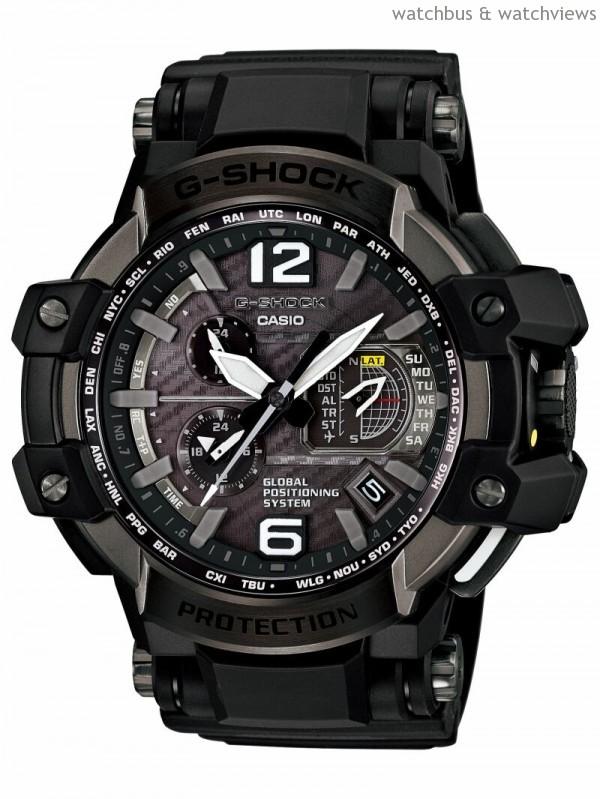 G-SHOCK GPW-1000-1B,建議售價NT$27,000