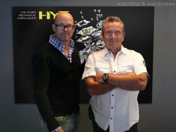 製錶大師正式回歸  Dominique Renaud 宣布加入 HYT 品牌!