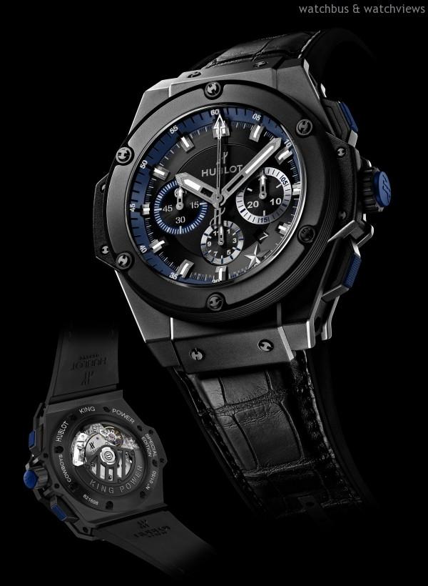 HUBLOT_王者至尊達拉斯牛仔限量腕錶