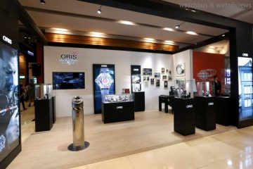 ORIS 110周年時間凝粹 鐘錶展巡迴開跑,瑞士總部珍藏古董腕錶驚艷亮相