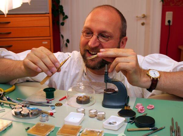製錶師Marco Lang