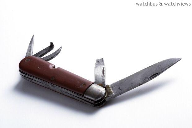 1908年 瑞士士兵刀