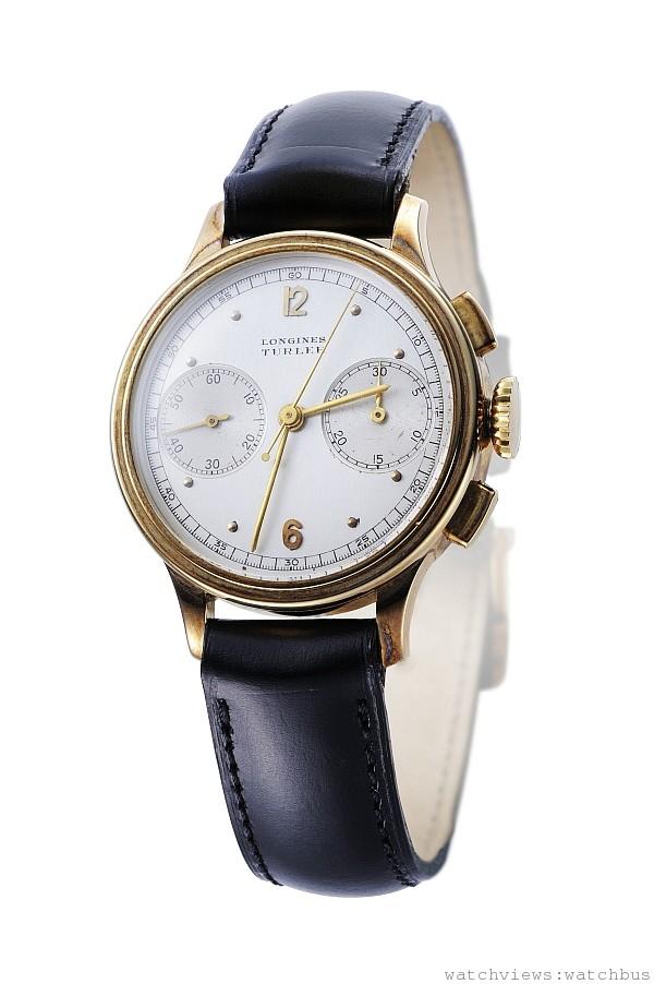浪琴表於1936年發表了13ZN手上鍊導柱輪計時碼錶機芯,它具備了在當時而言革命性的飛返計時(Fly Back)碼錶功能,也因此成為了計時碼錶史上的傳奇機芯。 13ZN在設計上的改造彈性頗為優良,在13ZN誕生前每增加或是減少一個功能或配置時,往往就需要重新設計一款機芯,十分的勞民傷財。13ZN只要修改機芯中的少部分零件,就可以將30分積算盤延長到60分甚至12小時,或是減少一個按把等。而每由13ZN衍生出一個新功能的機芯,浪琴表也立刻為其申請專利。直至今日,裝配13ZN系列機芯的腕錶依然是收藏家追逐的目標。 13ZN機芯於1947年停產並由30CH手上鍊導柱輪計時碼錶機芯取代之,而它也是浪琴表Saint-Imier工廠所生產的最後一款計時碼錶機芯。其直徑為13又¼法分,操作模式為雙按把操作,配有30分積算盤。採用雙層藍鋼遊絲,振頻18,000次/小時。