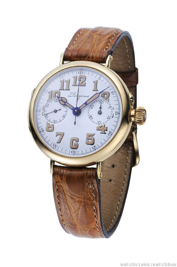 13.33Z是浪琴表針對腕錶所開發的第一款導柱輪計時碼錶機芯,其計時精度高達1/5秒,無論是以當時或是現在的眼光來看都是非常的優秀。其操作模式為手上鍊單按把計時,浪琴表一直至1936年才停止使用。