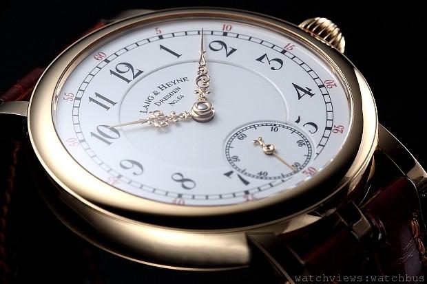 重現德雷斯頓的傳統製錶工藝:Lang & Heyne
