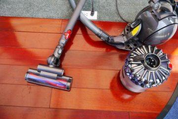 Dyson Cinetic™ DC52吸塵器- 不需洗濾網也清潔溜溜