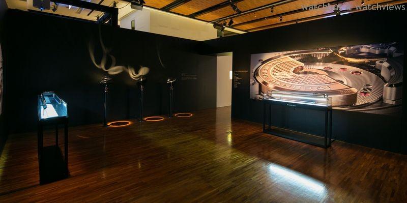 唯美對話:沛納海「TICK-TACK, TICK-ART 鐘錶藝術展」,義大利高級腕錶與六位台灣藝術家的對話