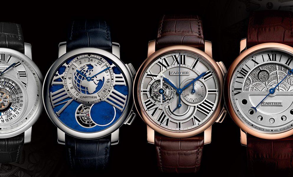 卡地亞2014年高級製錶系列全新錶款