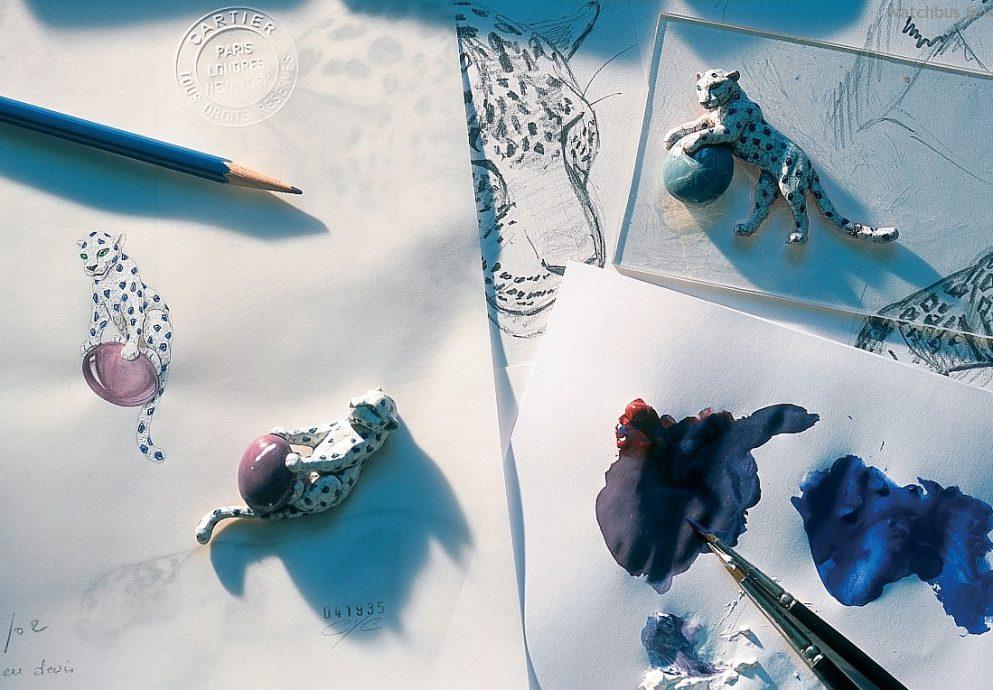 「卡地亞Panthère de Cartier美洲豹系列珠寶展」慶賀美洲豹問世百歲,在台發表全新珠寶