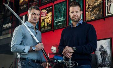 《捍衛任務》(John Wick)即將上映,由寶齊萊新任品牌大使大衛·雷奇(David Leitch)和查德·史塔赫斯基(Chad Stahelski)執導