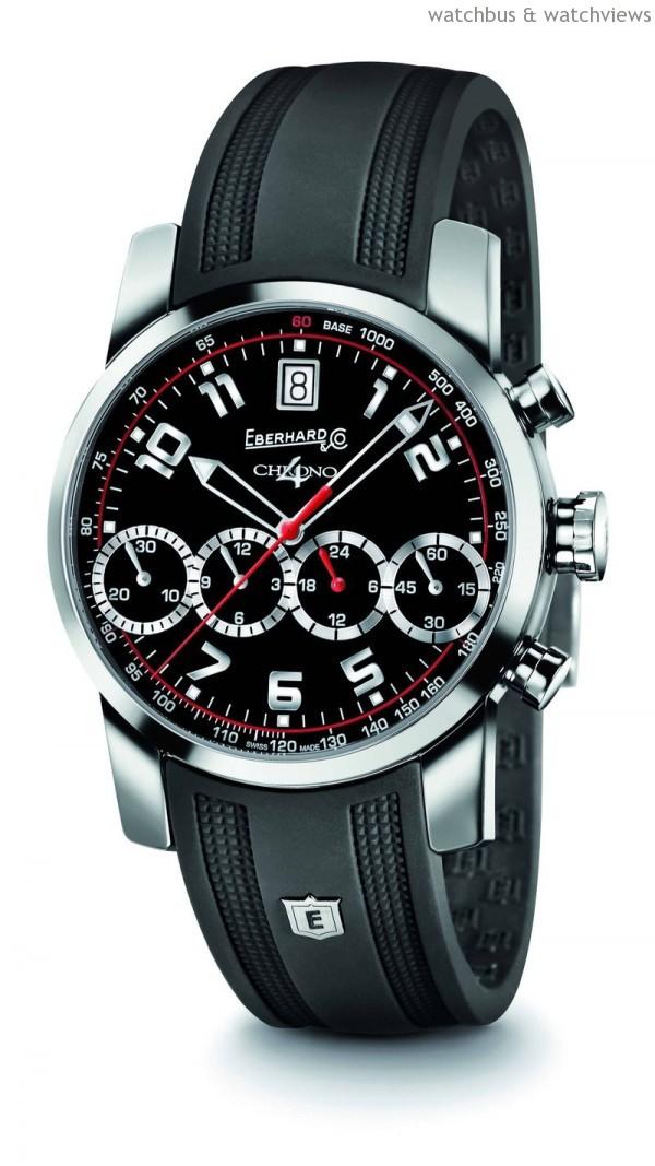 Chrono 4 計時腕錶,建議售價:NT$ 185,000