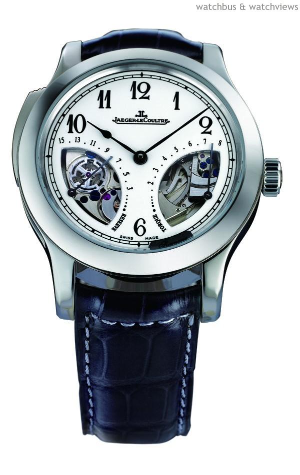 Jaeger LeCoultre Master Minute Repeater大明火琺瑯三問錶,內置積家947手上鍊機芯,備獨特水晶音簧,報時聲音清脆悅耳。