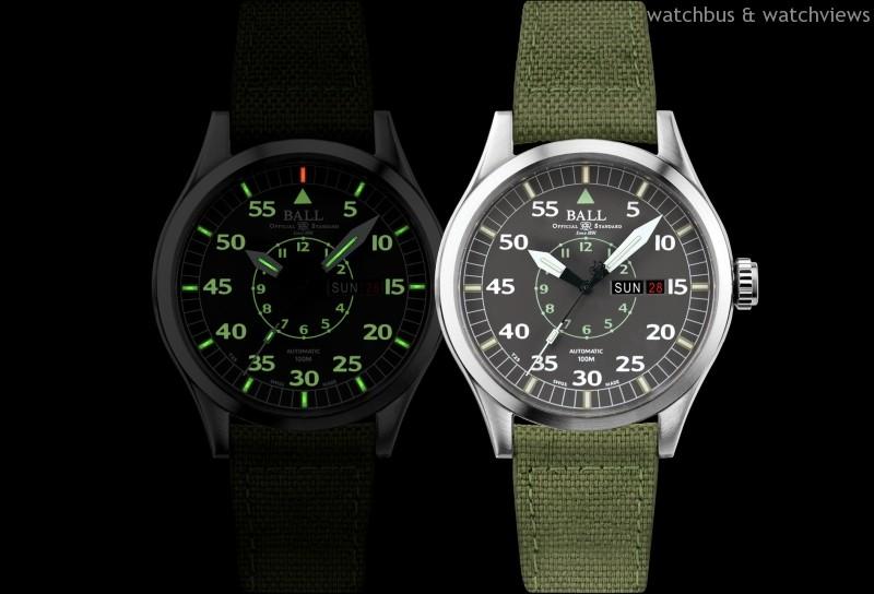 最可靠、準確及耐用的計時儀器:Ball Watch Engineer Master II Aviator