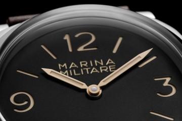 [2014 W&W] 沛納海Radiomir 1940 Marina Militare腕錶以鮮明復古風格及細節,頌揚與義大利海軍的的深厚歷史關係