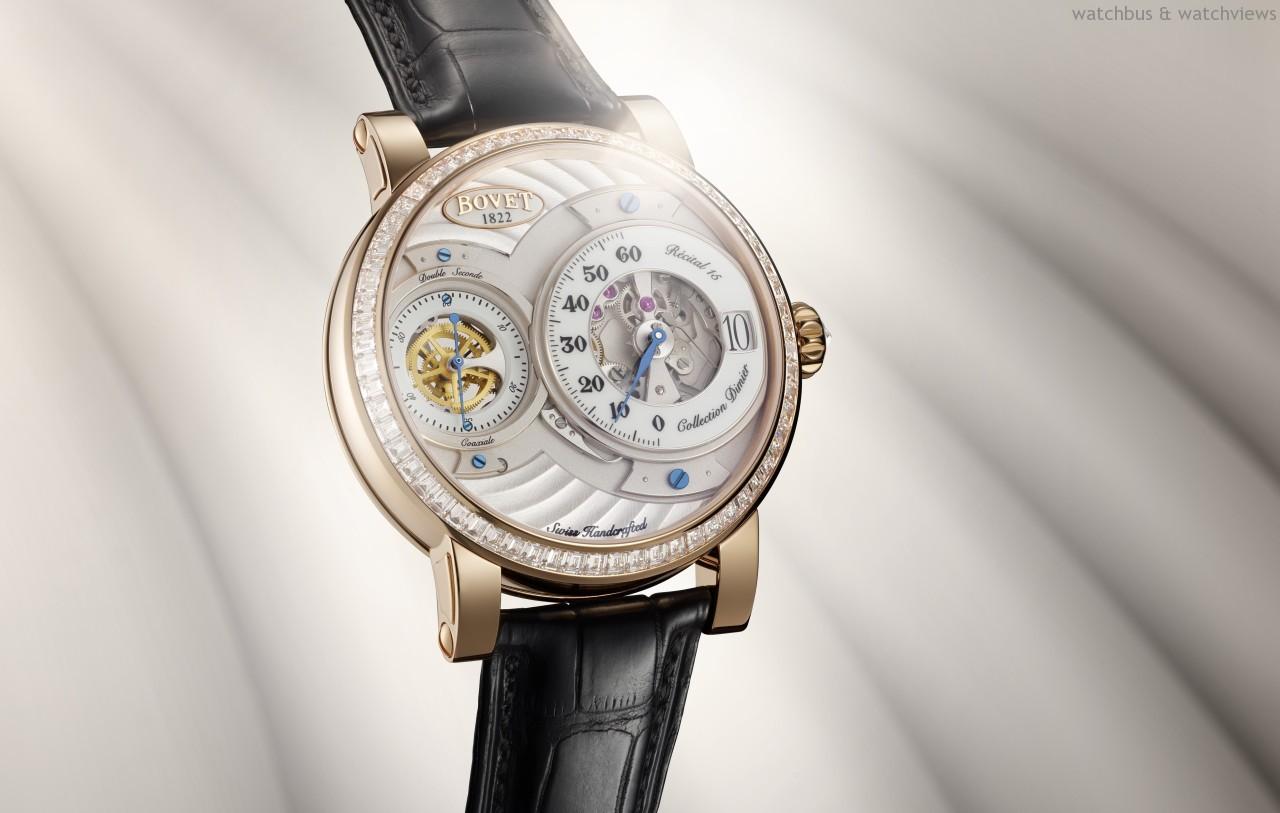 播威BOVET頂級工藝錶展:台中天文鐘錶引領您進入美譽遠播之鐘錶世界