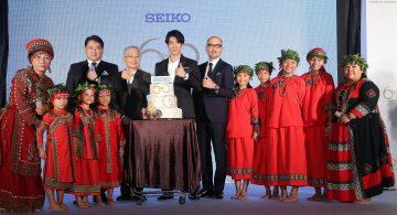 淬鍊一甲子:SEIKO慶祝在台60周年