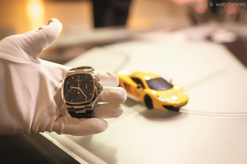 計時藝術:格拉蘇蒂原創發表全新自製Calibre 37導柱輪計時機芯,並展開「計時的藝術」巡迴展覽