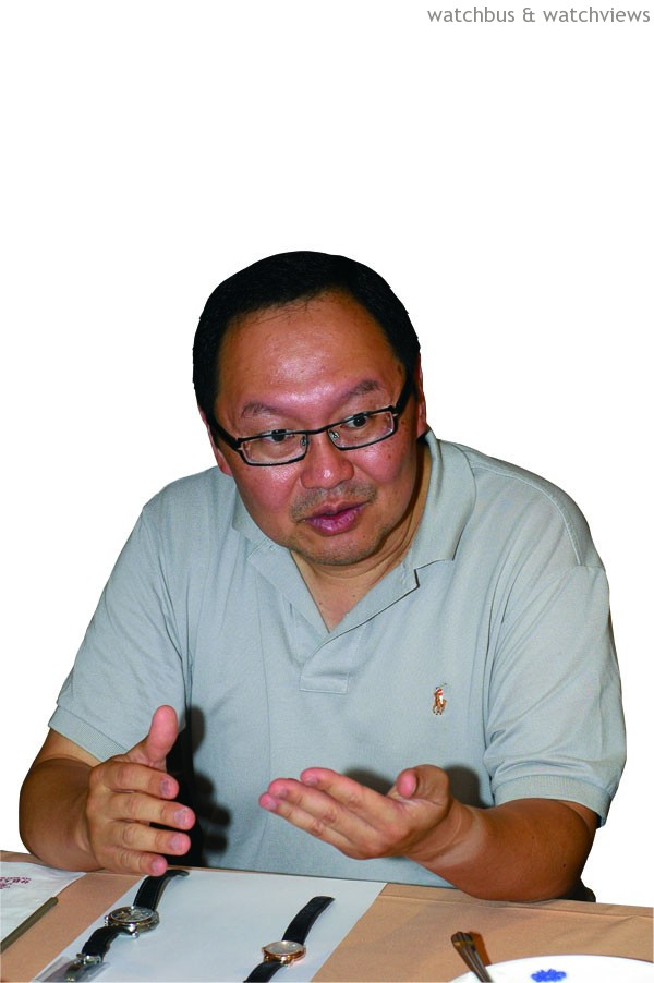 Dr. Thomas Mao,心理學博士、行銷企管顧問、鐘錶收藏家及thePurists.com創辦人。