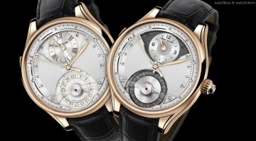 [2014 W&W] 創新與傳統的奇幻蛻變:萬寶龍Villeret 1858系列蛻變II腕錶 (Metamorphosis II)