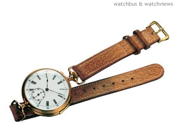 1892年愛彼錶為Louis Brandt & Frere (即今日OMEGA的前身)打造的三問錶,據稱是全世界第一支三問腕錶,目前保存於歐米茄博物館。