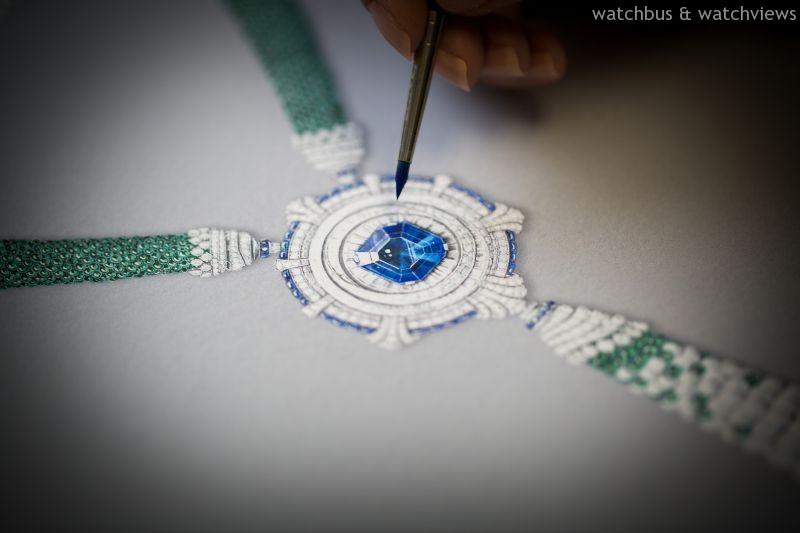 梵克雅寶珠寶及腕錶學院香港開課─開啟珠寶及腕錶創作的瑰麗國度