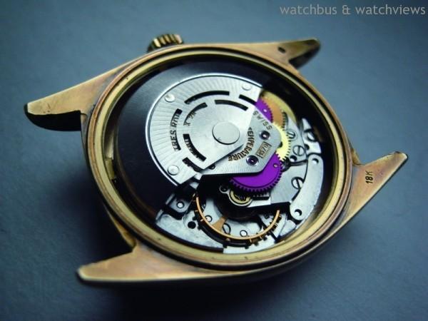 Rolex 1570機芯被認為是二十世紀60年代最優質的兩大經典機種之一。
