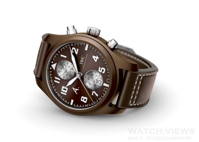 沙夫豪森IWC萬國錶慈善拍賣珍貴名錶,資助兒童醫院