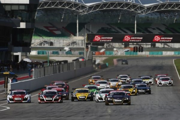 2015全新Audi R8 LMS Cup賽程,也將台灣大鵬灣國際賽車場納入其中一站。