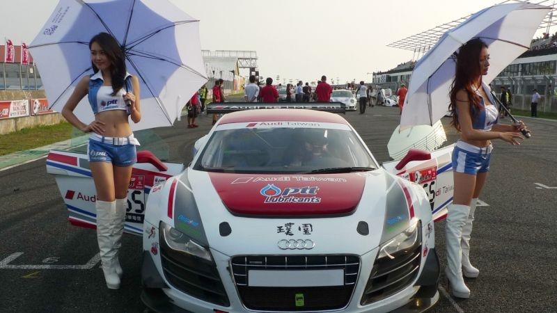 Audi R8 LMS Cup蓄勢待發 2015全新賽程台灣參一咖
