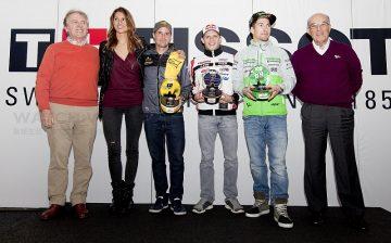Tissot天梭表發表2015年全新MotoGP系列