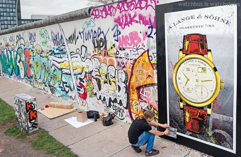 自由的象徵:朗格在東邊畫廊舉辦盛大藝術活動,紀念柏林圍牆倒下25周年