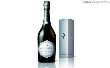 Champagne Billecart-Salmon Brut Blanc de Blancs 1999:她就像羅馬假期裡的赫本,纖細優雅的外表下,是自然的甜美與可愛。