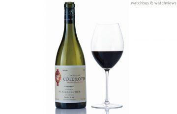 Chapoutier Côte-Rôtie La Mordorée 1997─不論她嫁人的時候是二十歲、三十歲,還是四十歲,這瓶酒都會跟她一樣美好。