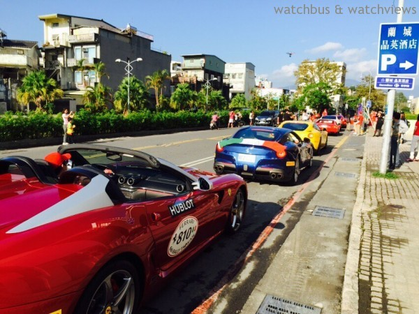 Ferrari法拉利臺灣拉力賽至今已邁入第六屆。
