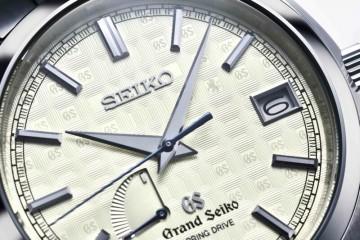Grand Seiko首奪日內瓦鐘錶大賞小指針獎,推出9R Spring Drive 10週年紀念限量錶,再創王者之尊