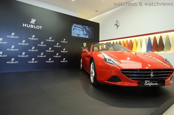 HUBLOT Big Bang Ferrari Taiwan Limited Edition Launch Event (4)