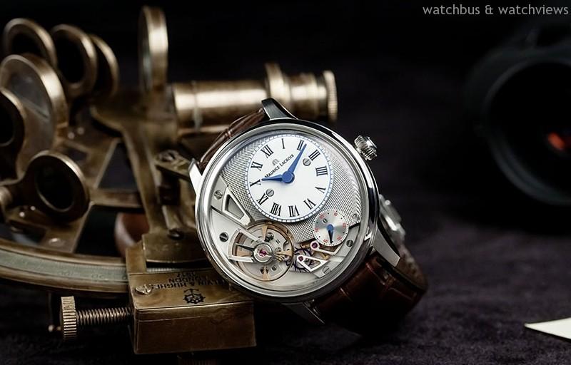 古典雅致的原味:小秒針腕錶集評(下)