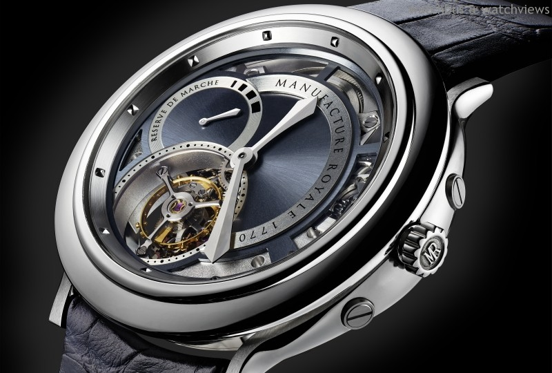 源自法國文豪伏爾泰的鐘錶夢想:11月8日起高雄正泰鐘錶舉行Manufacture Royale頂級陀飛輪工藝鑑賞會
