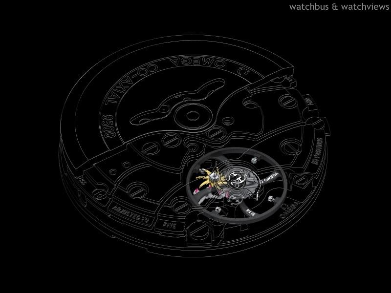 時光主宰 Omega引領極致 166年:大師同軸擒縱機芯 Master Co -Axial抗15,000高斯尖端防磁技術,再創製錶工藝新顛峰
