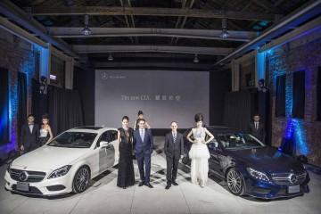 Mercedes-Benz勁臻完美 耀眼於型:The new CLS Coupé/Shooting Brake
