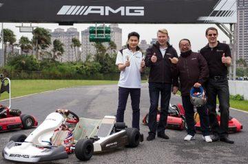 極致狂馳․源自堅持:F1傳奇車手Mika Häkkinen旋風襲台,化身AMG品牌大使釋放疾速熱情