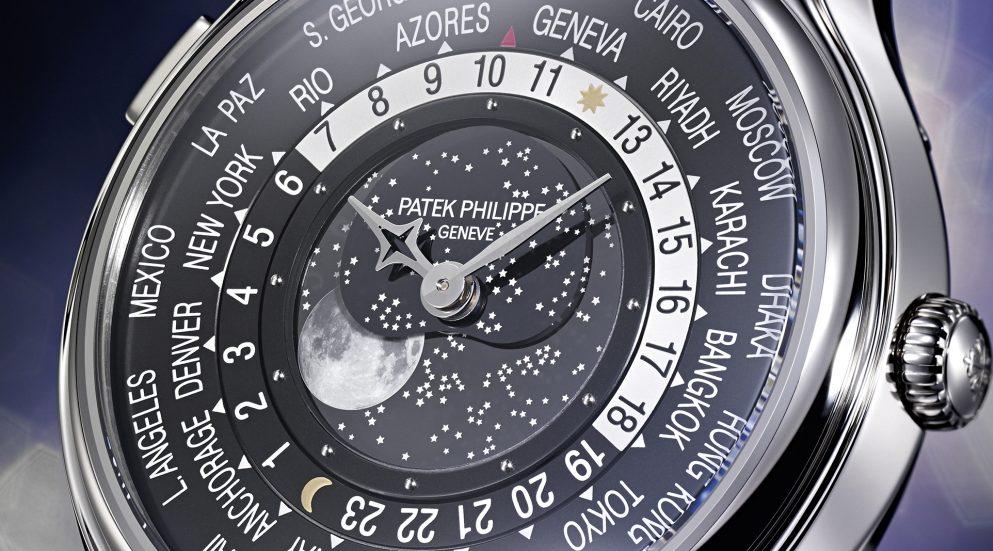 World Time Moon世界時區月相腕錶Ref.5575 & 7175