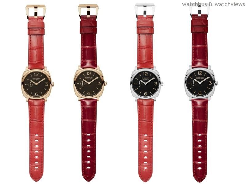 沛纳海臻選高級腕錶,禮贈愉悅聖誕