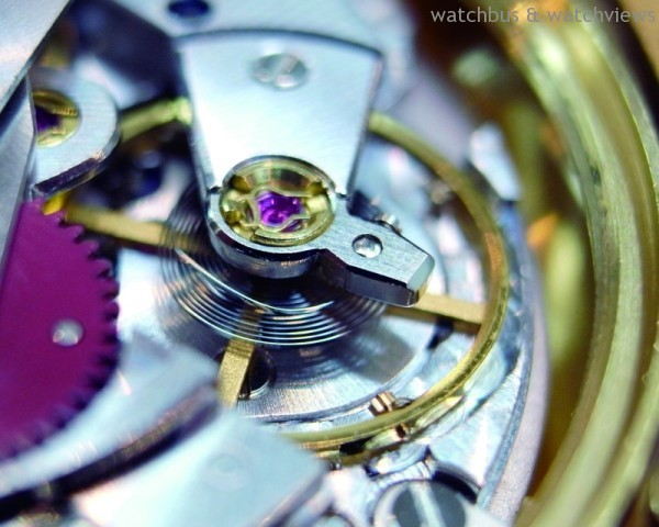 Rolex的每一枚機芯都配置了雙層游絲,工藝水準與走時精準無與倫比。