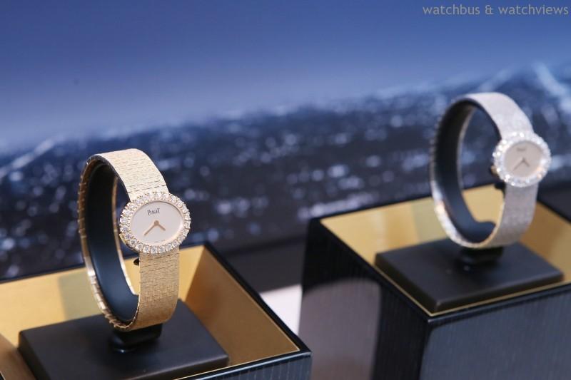 【2015 SIHH預報】經典復古腕錶的回歸:創意無限的伯爵塑金雕琢,重新詮釋Black Tie復古靈感腕錶和Traditional橢圓形腕錶