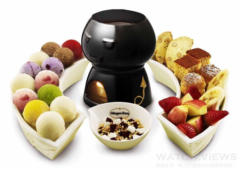 冰淇淋盛宴 暖冬好口福