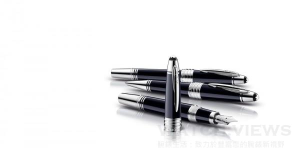 萬寶龍名人系列約翰_甘迺迪(John F. Kennedy)特別款鋼筆、鋼珠筆與原子筆