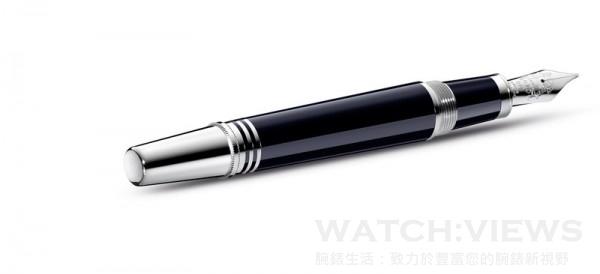 111045 萬寶龍名人系列約翰_甘迺迪(John F. Kennedy)特別款鋼筆,NT$33,400 (筆身情境圖)