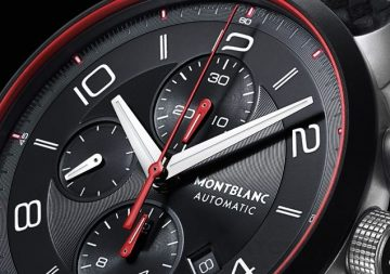 Pre-SIHH 2015:萬寶龍TimeWalker系列都會極速Urban Speed計時腕錶 以創新材質為時尚腕錶系列注入一股嶄新的活力