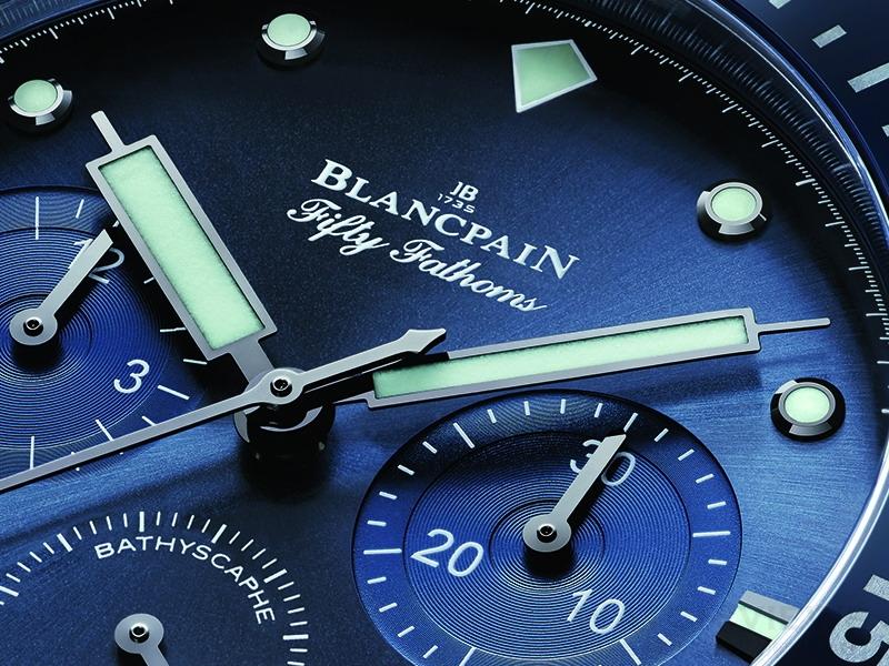 BLANCPAIN「心繫海洋計畫」限量腕錶首次亮相